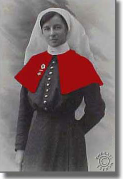 WW1 NZ Nurse